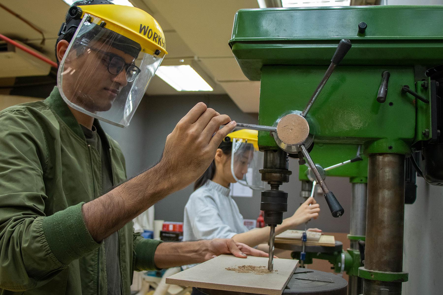 Industrial Design Workshops   Asia Pacific University (APU)