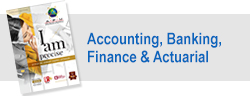 Accounting, Banking, Finance & Actuarial