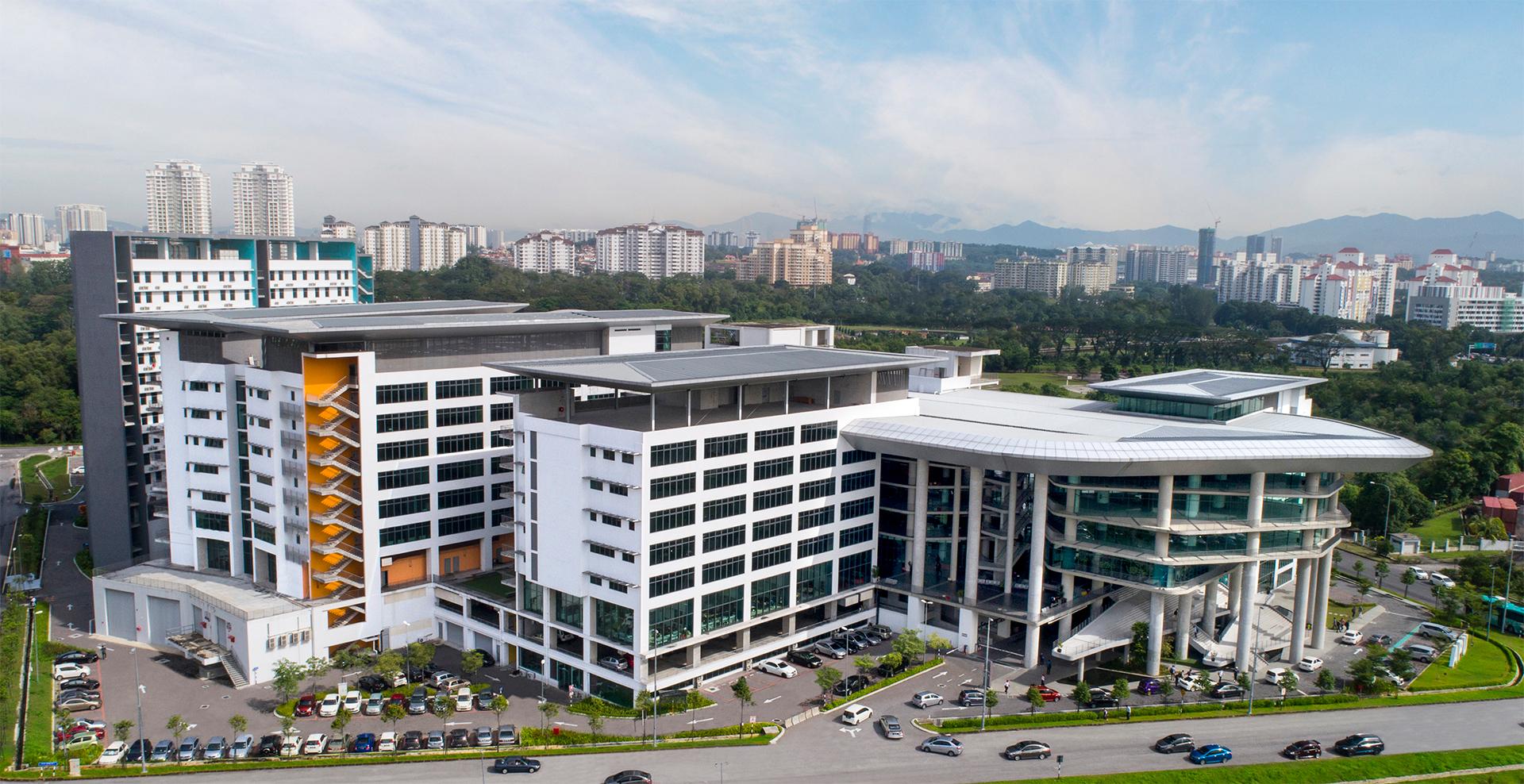 APU Campus Building