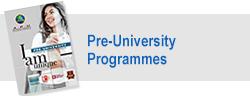 Pre-University Programmes